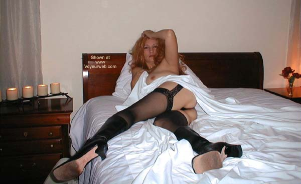 Pic #6 - *BE Claudia Sexy In Bed 1