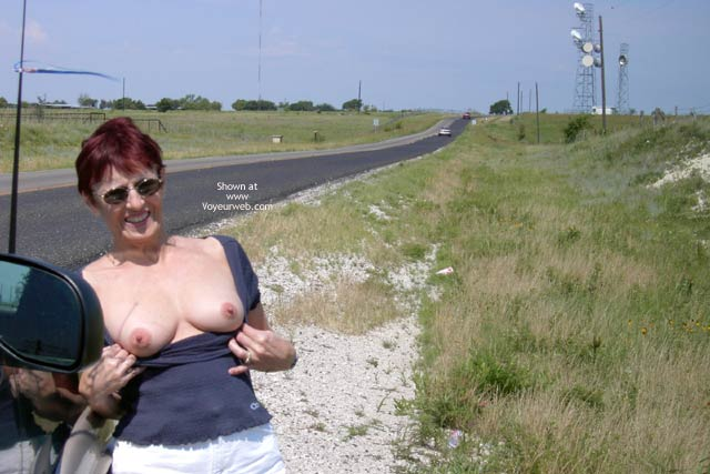 Pic #8 - A Road Side View With Supergal