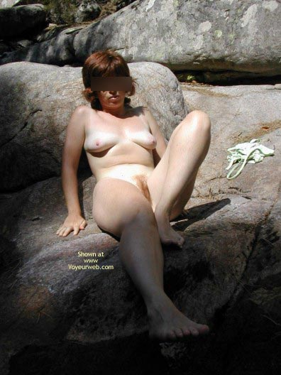 Pic #1 - Redwife Out In The Nature