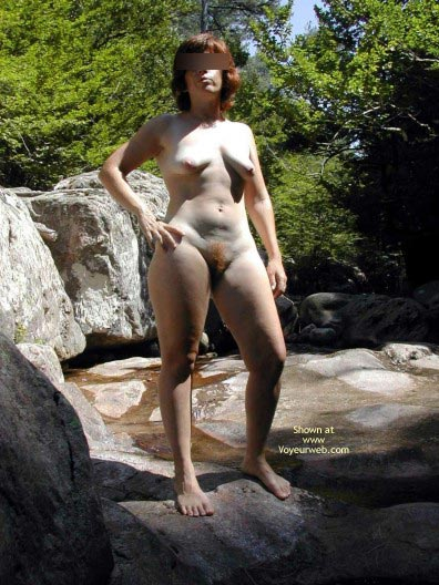 Pic #7 - Redwife Out In The Nature
