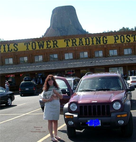 Pic #4 - Misti Still in Wyoming