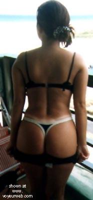Pic #3 - Brazilian Hot Rear pt1