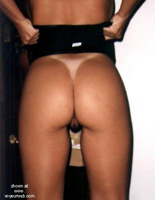 Pic #6 - Brazilian Hot Rear pt1