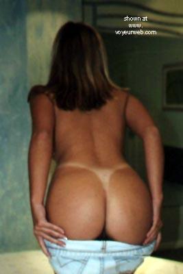 Pic #7 - Brazilian Hot Rear pt1