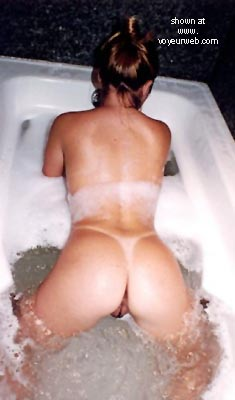 Pic #9 - Brazilian Hot Rear pt1