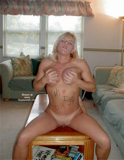 Pic #5 - Laney - Playing With My Breasts For Kate