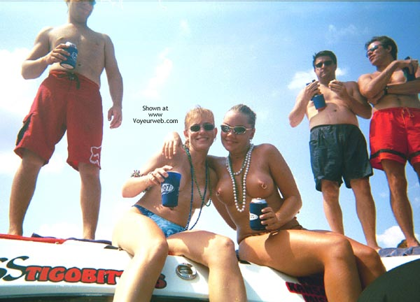 Pic #2 - Party Cove at Lake of The Ozarks, Osage Beach, Mo.