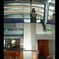 Cruise Ship Flashing Fun