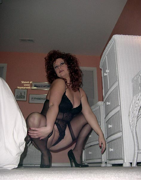 Pic #2 - *Ny Hope Tries To Be A Tease