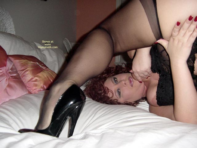 Pic #5 - *Ny Hope Tries To Be A Tease