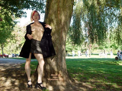 Pic #1 - Naughty In The Park