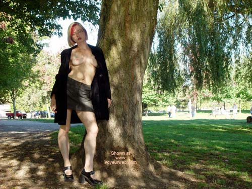 Pic #2 - Naughty In The Park