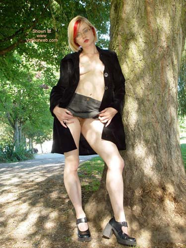 Pic #3 - Naughty In The Park