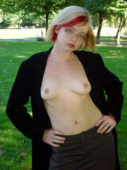 Pic #9 - Naughty In The Park