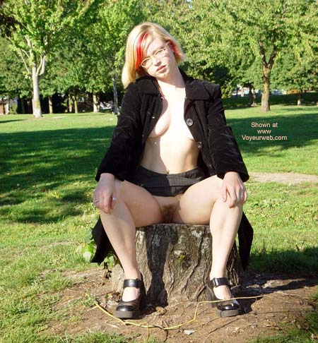 Pic #10 - Naughty In The Park