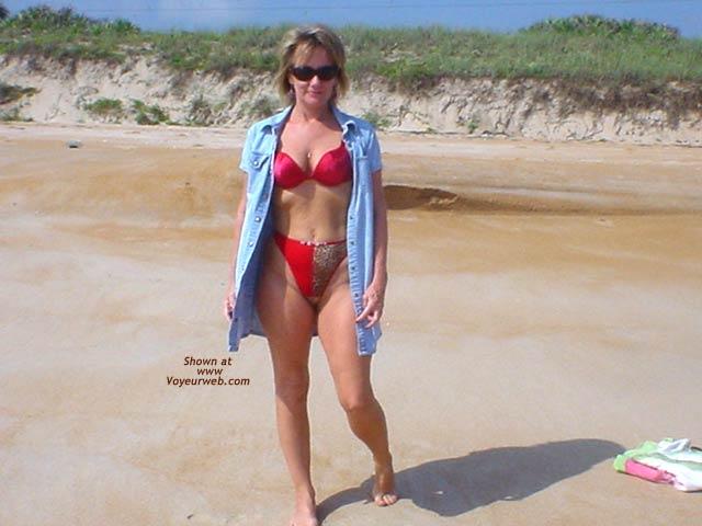 Pic #1 - Lucious at the Beach