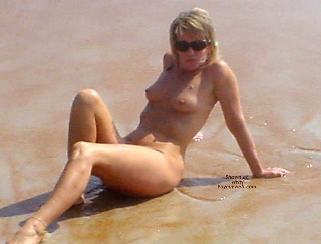 Pic #3 - Lucious at the Beach