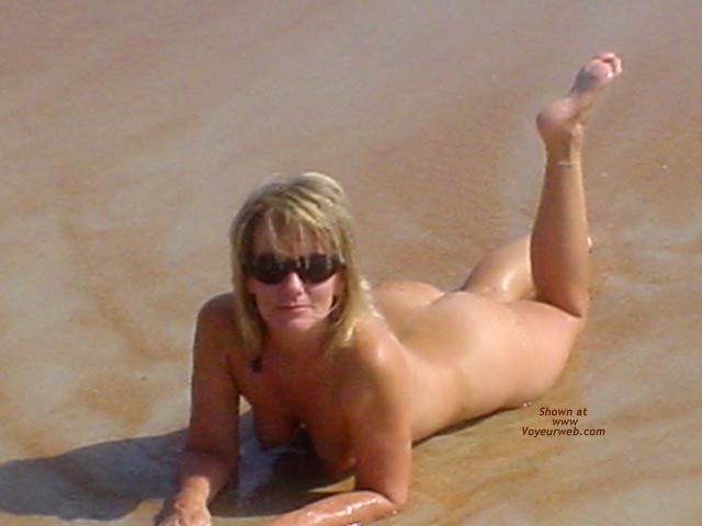 Pic #5 - Lucious at the Beach