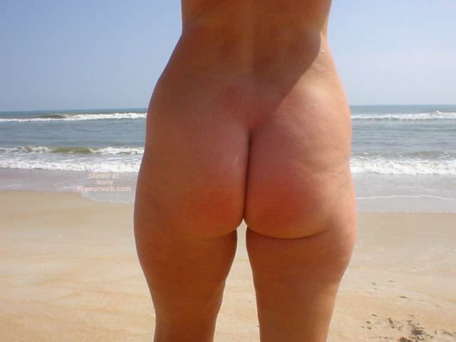 Pic #7 - Lucious at the Beach