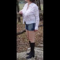Whore Helen Outdoors