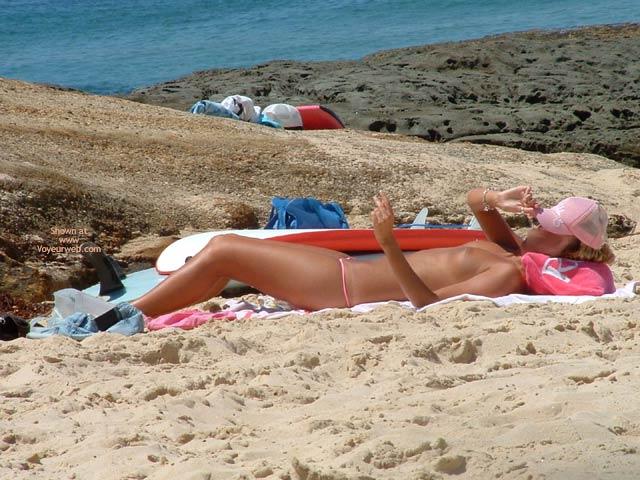 Pic #3 - Beach Boobs !