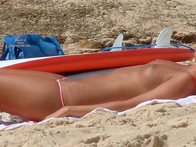 Pic #4 - Beach Boobs !