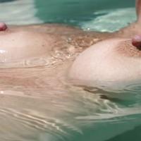 Eraser Nipples - Perky Nipples, Topless