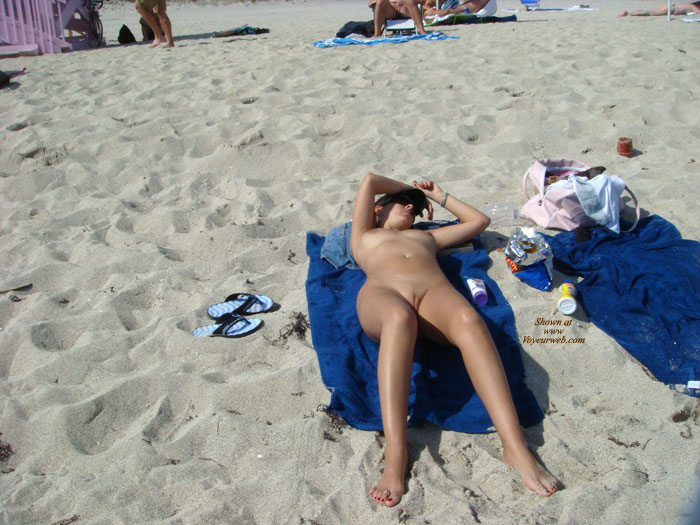Pic #6 Little Glimpse Of My Nude Beach Collection