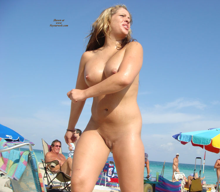 Pic #7 Little Glimpse Of My Nude Beach Collection