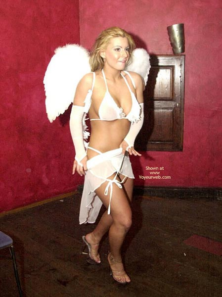 Pic #3 - Judy, The Strippin Angel