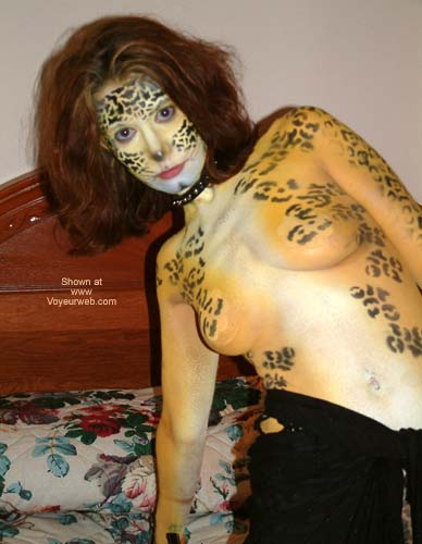 Pic #4 - Drty Leopard Does Guavaween