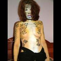 Drty Leopard Does Guavaween