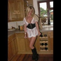 See Thru French Maid