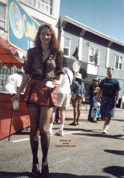 Pic #1 - Folsom Street Fair, San Francisco 2002