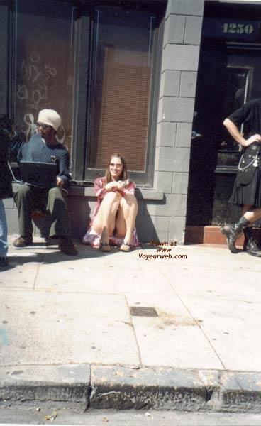 Pic #4 - Folsom Street Fair, San Francisco 2002