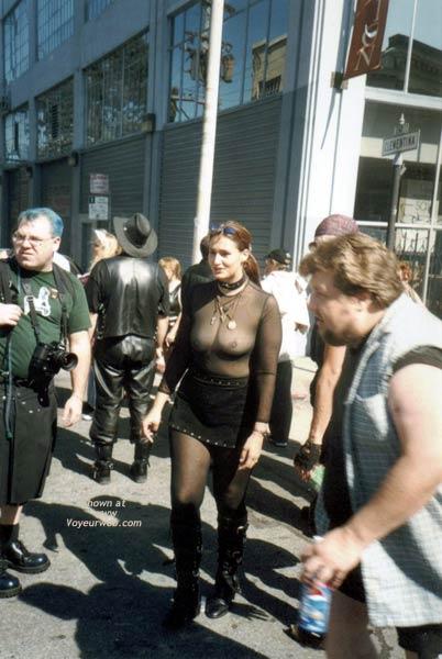 Pic #5 - Folsom Street Fair, San Francisco 2002