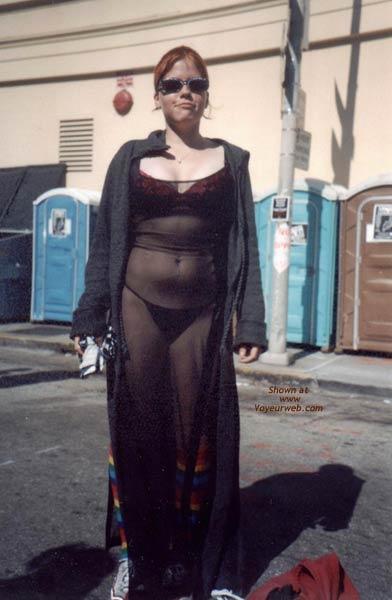 Pic #6 - Folsom Street Fair, San Francisco 2002