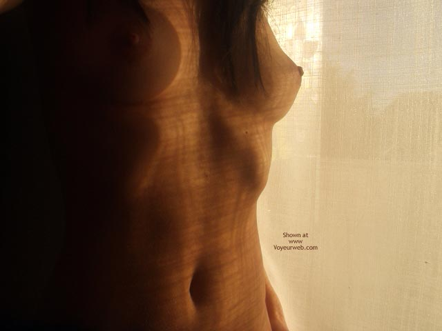 Pic #1 - Natalie At The Window