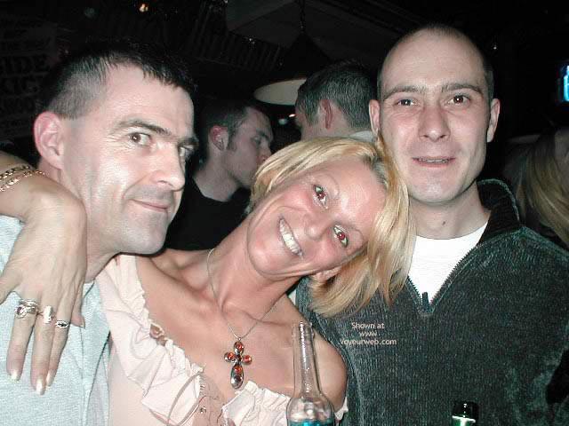 Pic #1 - Friend of Mine at a Club Last Weekend