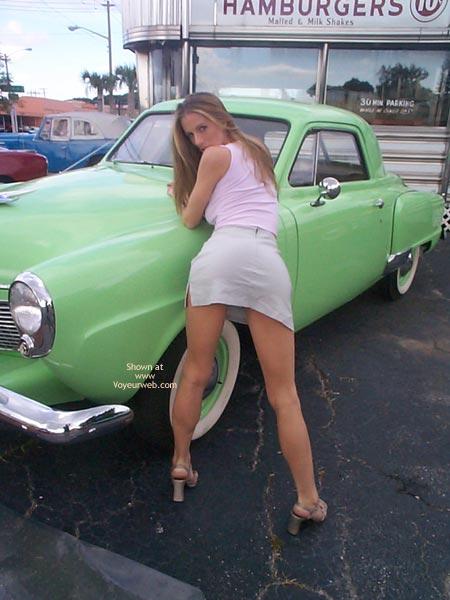 Pic #4 - SugarandSpike @ Car Lot