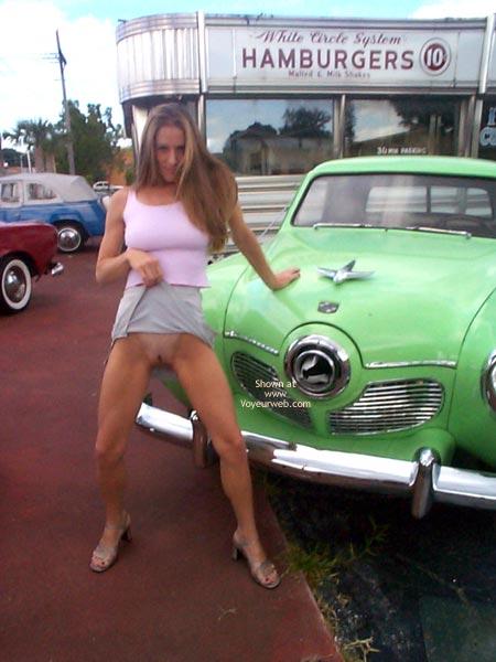 Pic #5 - SugarandSpike @ Car Lot
