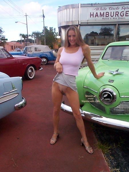 Pic #6 - SugarandSpike @ Car Lot