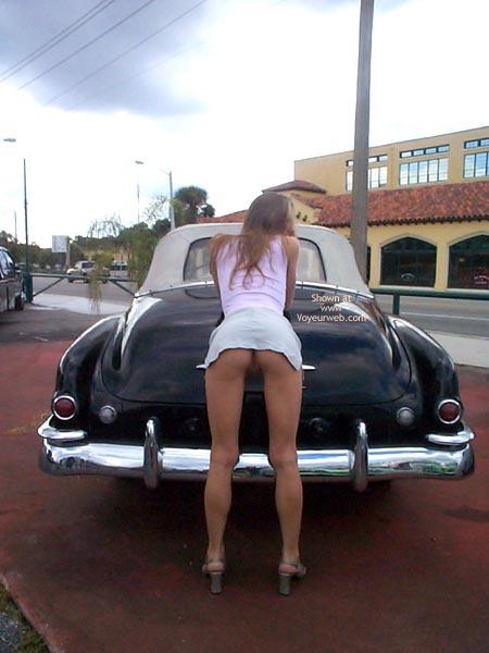Pic #7 - SugarandSpike @ Car Lot