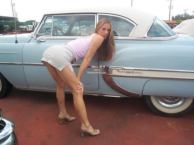 Pic #9 - SugarandSpike @ Car Lot