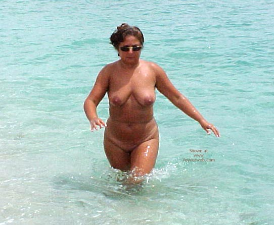 Pic #3 - Mrs E Florida at The Nude Beach