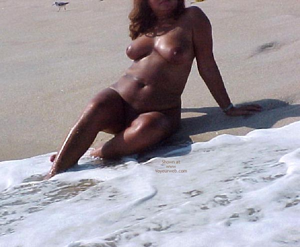 Pic #6 - Mrs E Florida at The Nude Beach
