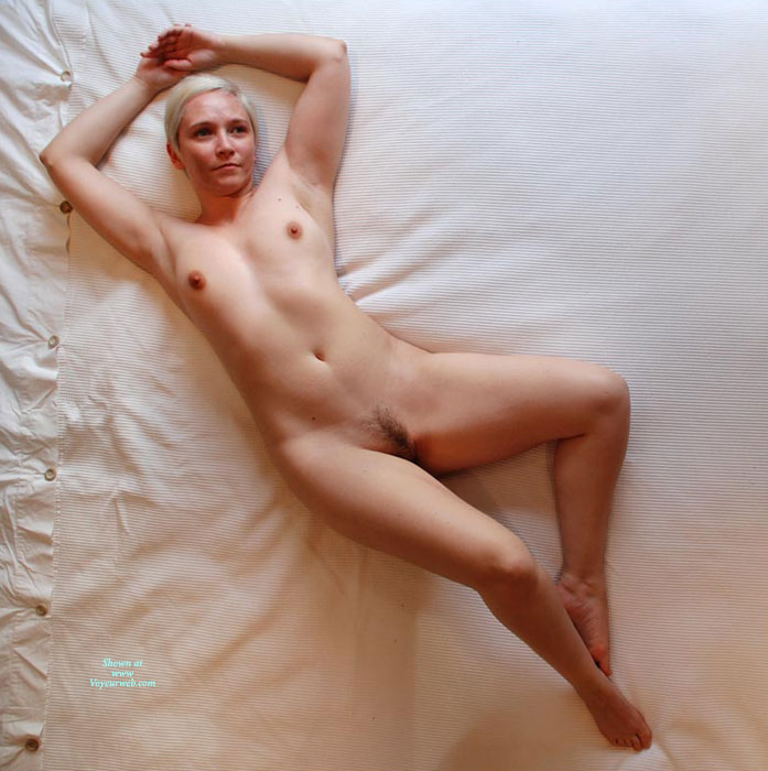 Pic #1 - Naked Ballerina - Blonde Hair, Erect Nipples, Landing Strip, Long Hair, Small Tits, Naked Girl, Nude Amateur, Small Areolas , Showing Armpits, Smooth White Skin, Artistic Nude, Overhead Shot Of Reclining Blonde, Dreamy Nude, Small Dark Areolas, Top View Reclining, Hands Toching Over Head, Left Foot Touching Right Calf, Indoor Full Nude, Overhead Shot, Back On Fabric, Hands Touching Over Head, Right Calf Touching Left Foot, Long Pubic Hair Landing Strip, Short Straight Blond Hair