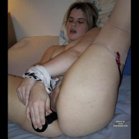 Kimpy Tied In Red Garter
