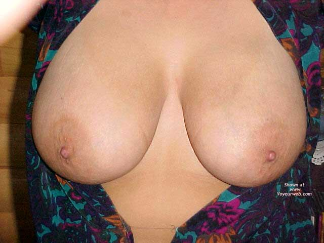 Pic #5 - Natural 38 DD's