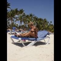 Mature On The Beach 1
